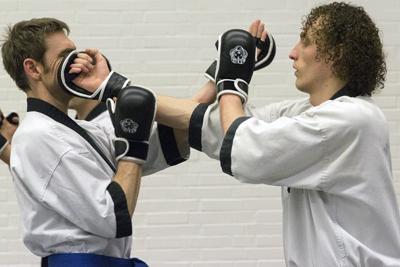 Kung Fu in Rotterdam