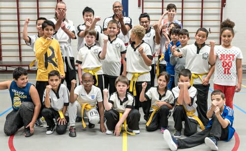 Wing Chun voor Kinderen in Rotterdam